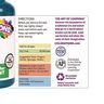 Colorations® Washable Glitter Finger Paint, 16 oz.