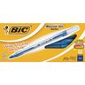 Bic® Round Stic® Blue Medium Point Pens - Set of 12