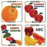 Bilingual First Board Books - 4 Titles
