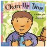 """Clean-Up Time"" Board Book"