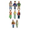 Excellerations® Multicultural Costumes - Set of 8