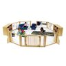 """KYDZSuite™ 30""""H Large Play Center"""