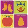 Learning Bilingual Board Books - Set of 4