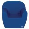 Primary Preschool Club Chair Blue
