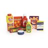 Wooden Pantry Food - Set of 9