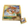Old Testament Wooden Cube Puzzle