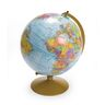 "Political Globe on Stand - 12""Dia."