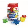 Snap-n-Learn™ Counting Elephants - 10 Pieces