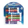 Expo® Chisel Tip Dry Erase Markers - Set of 12 Colors