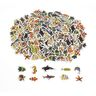 Colorations® Sea Life Photo Foam Stickers - 500 Pieces