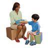 Environments® Earthtones Caregiver Cushion