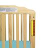 Angeles® Compact Natural Evacuation Crib