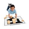 Excellerations® Unit Block Discovery Mats - Set of 6