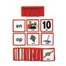 Excellerations® Word Families Pocket Chart Cards - Set of 78