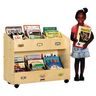Mobile Book Organizer - 6 Sections