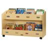 Mobile Book Organizer - 8 Sections
