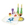 Wooden Rosh Hashanah Set - 17 Pieces