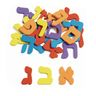Alef Bet Foam Magnets - 27 Pieces