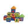 Match & Building Blocks - 14 Pieces