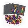 Excellerations® Magnetic Foam Shape Building - Set for 4