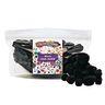 Colorations® Pom-Poms, Black - 100 Pieces