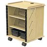Laptop and Tablet Storage Cabinet
