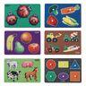 Knob Puzzles - Set of 6
