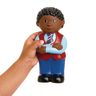 Excellerations® Our Soft Family Dolls African American Set of 4