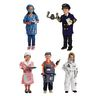 Let's Pretend Career Costumes - Set of 5