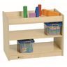 MyPerfectClassroom® Toddler Mini Tray Storage with Clear Back