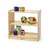 MyPerfectClassroom® Toddler Mini 2-Shelf Storage with Clear Back
