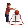 Excellerations® Floor Hoop Ball Goal