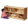 "Environments® 24"" Forest Wood Storage"