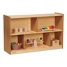 "Environments® 30"" Forest Wood Storage"