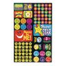 Super Stars & Smiles Sticker Pack - 738 Pieces