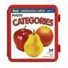 Categories Photo Language Cards - Set of 39