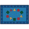 Early Learning ValuePLUS™ Rug - 8' x 12'