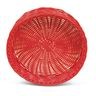 Red Serving Tray Basket
