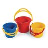 Sand & Water Buckets - Set of 3