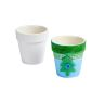 Colorations® Ceramic Flowerpots - Set of 12