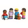 Excellerations® Our Soft Inclusive Dolls Set of 4