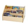 Toddler 2-Sided Storage & Book Display