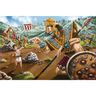 Classic Bible Stories Floor Puzzles - Set of 3
