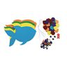 Colorations® Fancy Fish, Kit for12