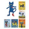 Pete The Cat - Set of 5 Books & Doll