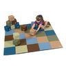 Woodland Patchwork Mat & Blocks