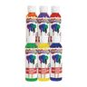 Colorations® Liquid Watercolor™ Paint, Rainbow Pack, 4 oz. - Set of 6