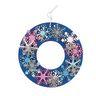 Colorations® Wonderful Winter Foam Wreath - Kit for 12