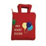 Soft Play Fabric Books - Set of 3