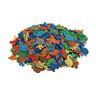Colorations® Dinosaur Foam Shapes, 500 pieces